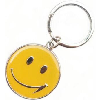 """""""Smiley"""" kulcstartó"""