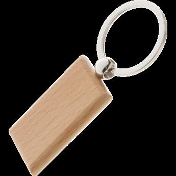 Lanin kulcstartó fából - www.mdlinekft.hu