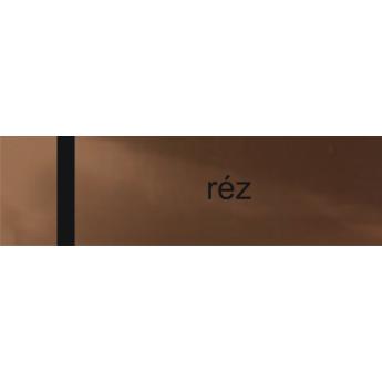 Lézerfólia - 0,2 mm - réz / fekete - 610 x 305 mm