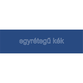Akril - 1,5 mm - kék - 300 x 200 mm
