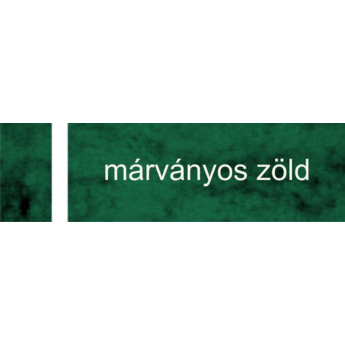 Transply - 1,5 mm - márványos zöld / fehér - 610 x 305 mm