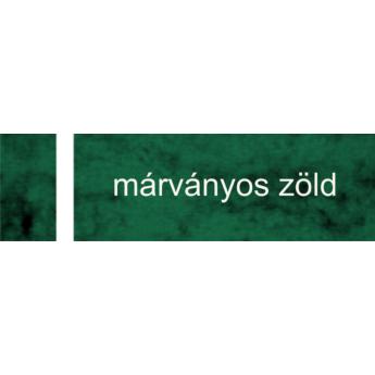 Transply - 2,5 mm - márványos zöld / fehér - 305 x 305 mm
