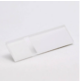 Transakril - 3,2 mm - fényes átlátszó /fehér - 300 x 200 mm